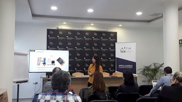 Mariola Marcet Rodriguez Upcyclick SEN innova