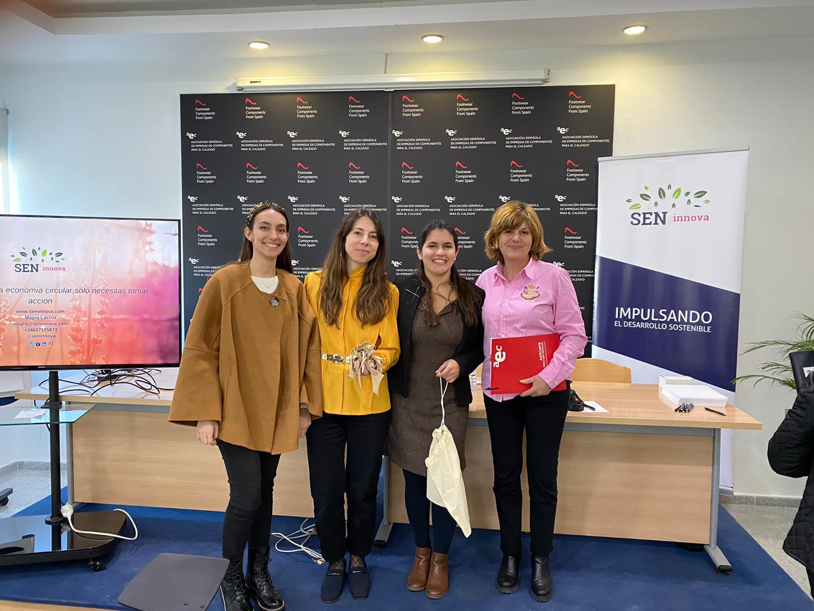 Asociación Española de Empresas de Componentes para el Calzado SEN innova