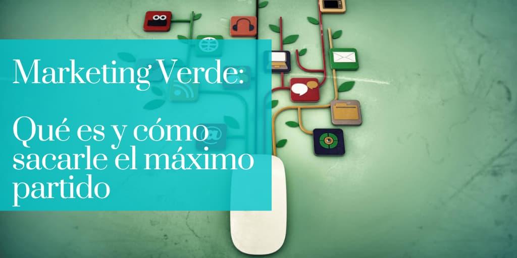 La economía circular marketing verde